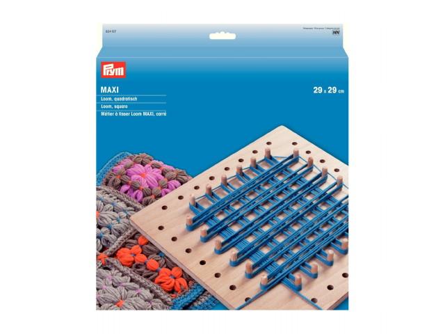 Métier à tisser Loom carré 18 x 18 cm