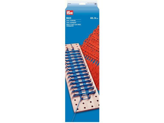 Métier à tisser Maxi Rectangulaire 48 x 14 cm