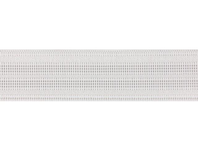 Élastique caleçon 25 mm blanc