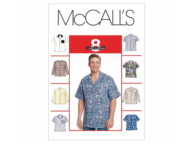 Patron McCall's M2149