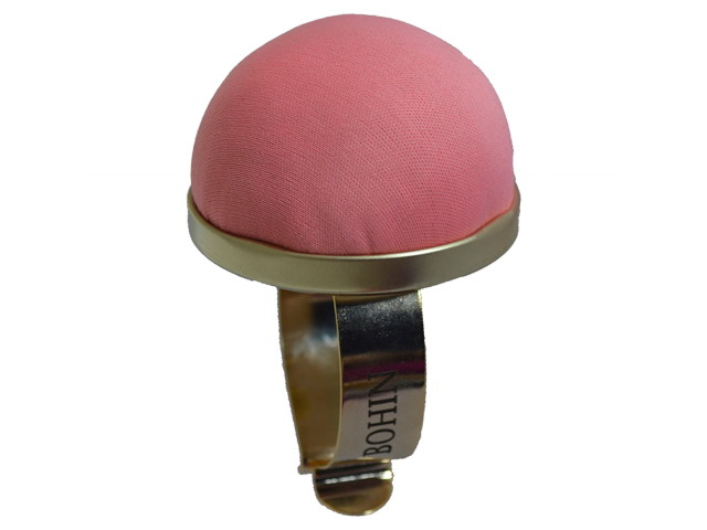 Bracelet porte épingles doré rose clair