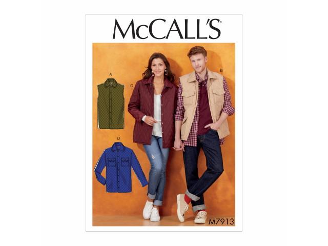 Patron McCall's M7913