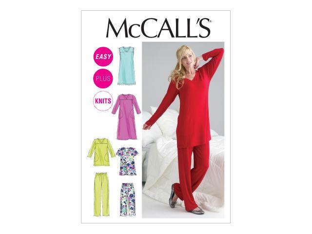 Patron McCall's M6474