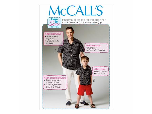 Patron McCall's M6972
