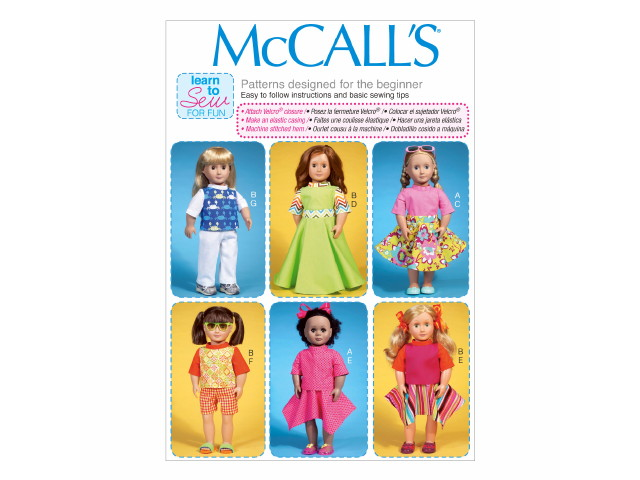 Patron McCall's M7106OSZ