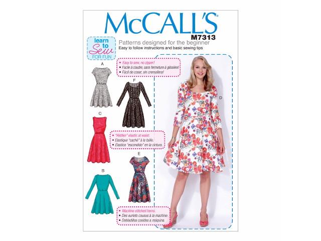 Patron McCall's M7313
