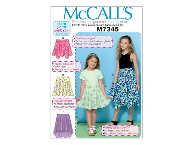 Patron McCall's M7345