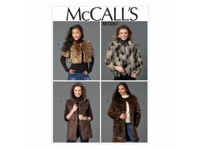 Patron McCall's M7257