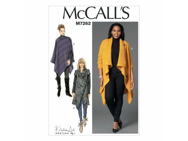 Patron McCall's M7262