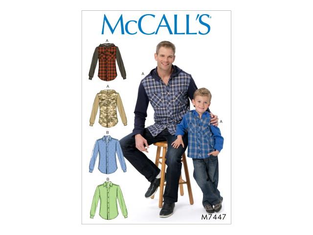 Patron McCall's M7447