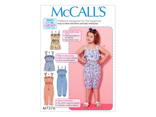 Patron McCall's M7376