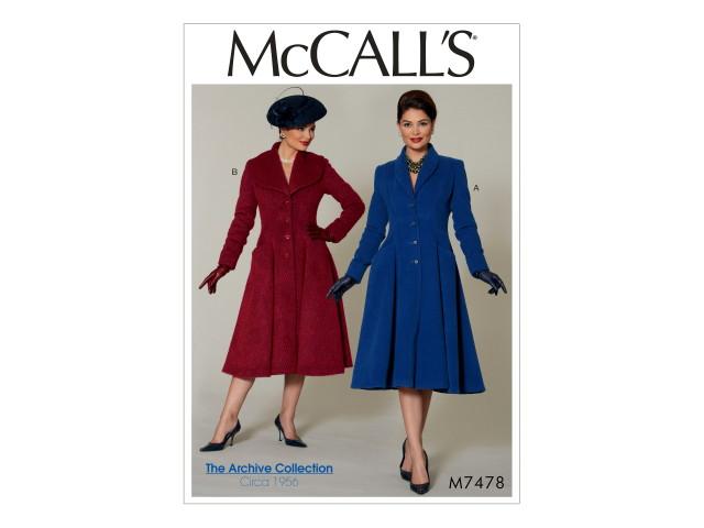 Patron McCall's M7478