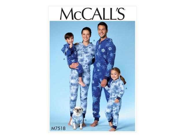 Patron McCall's M7518