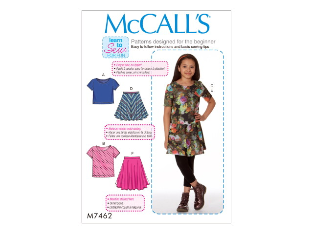 Patron McCall's M7462