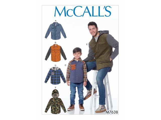 Patron McCall's M7638