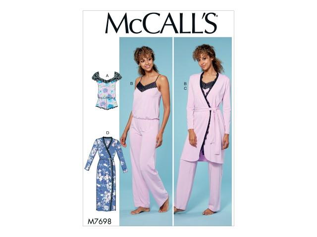 Patron McCall's M7698