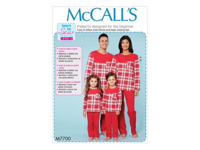 Patron McCall's M7700OSZ