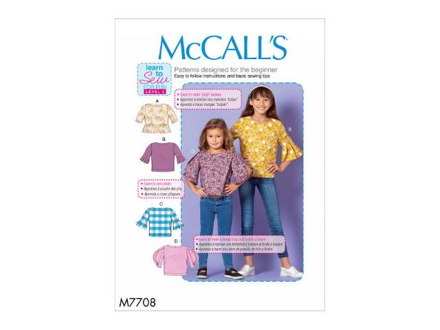 Patron McCall's M7708