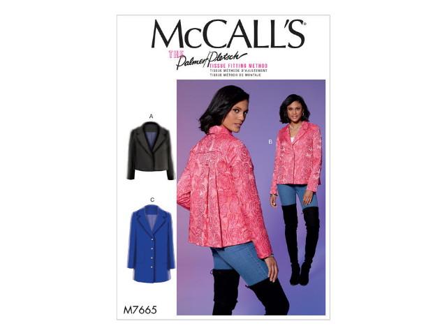Patron McCall's M7665