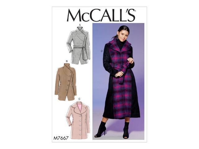 Patron McCall's M7667