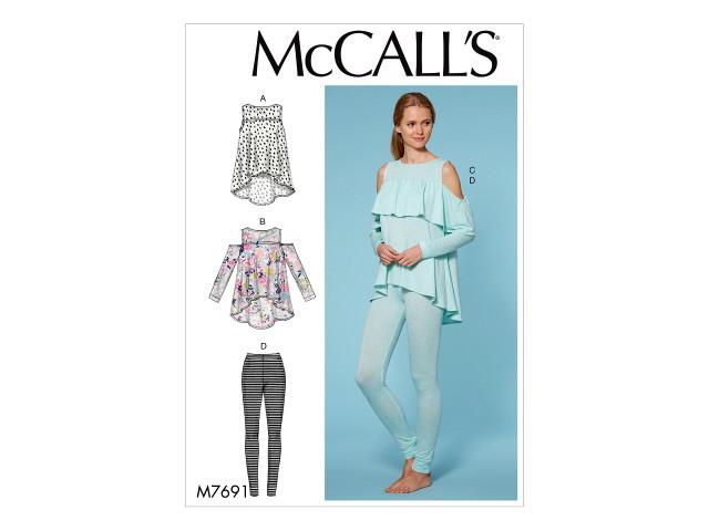 Patron McCall's M7691OSZ