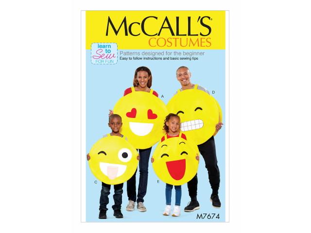 Patron McCall's M7674OSZ