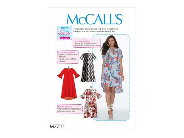 Patron McCall's M7711OSZ