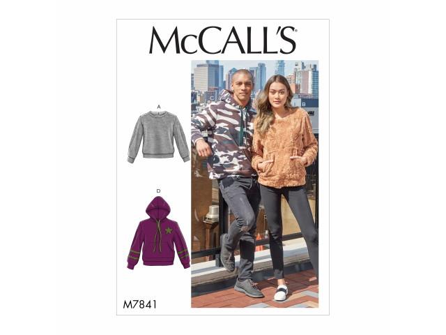 Patron McCall's M7841
