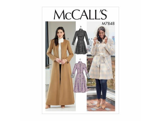 Patron McCall's M7848