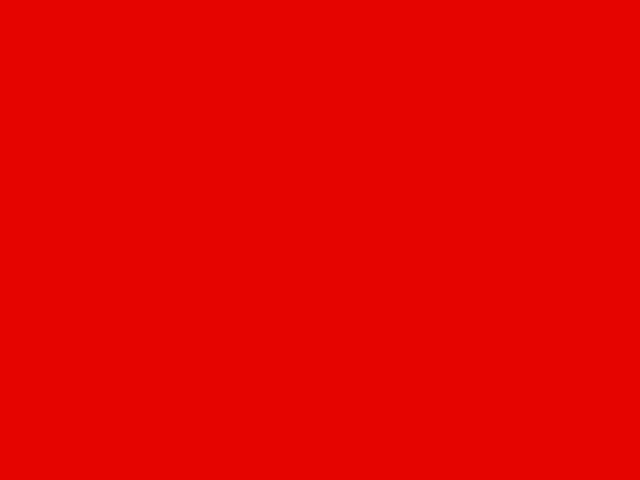 Ruban satin 6mm rouge