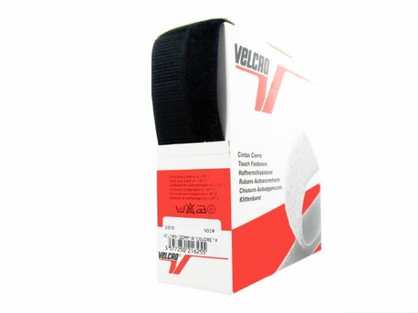 Velcro 25mm autocollant