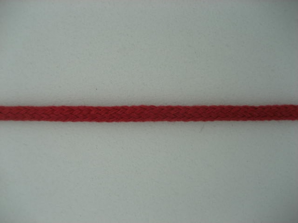 Cordon anorak rouge