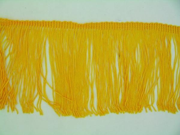 Frange jaune
