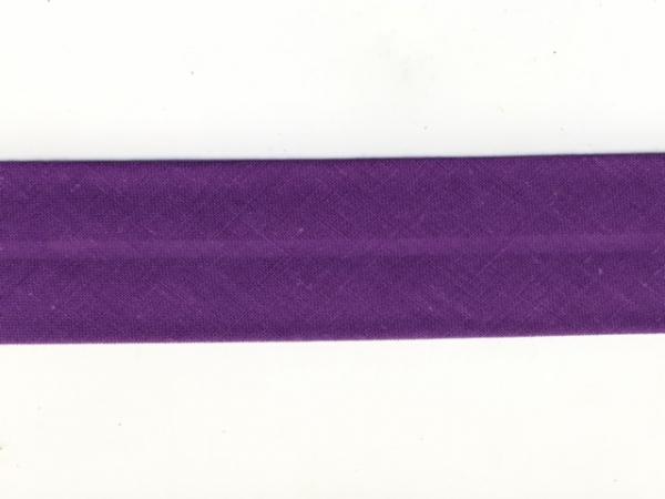 Biais 30 mm violet
